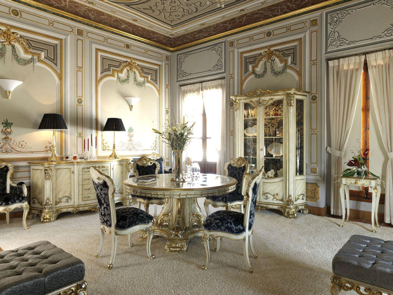 Элитная мебель из италии фото